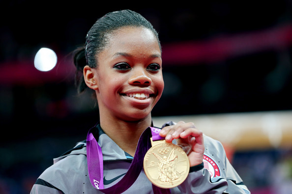 Gabrielle Douglas' Olympic Victory makes African American History  (3/5)