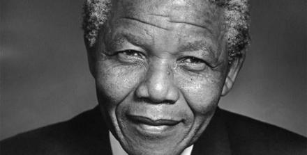 """No one is born hating another person because of the color of his skin, or his background, or his religion.  People must learn to hate, and if they can learn to hate, they can be taught to love, for loves comes more naturally to the human heart than its opposite.""  Nelson Mandela 1918-2013"