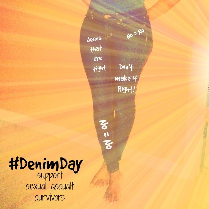 #denimday